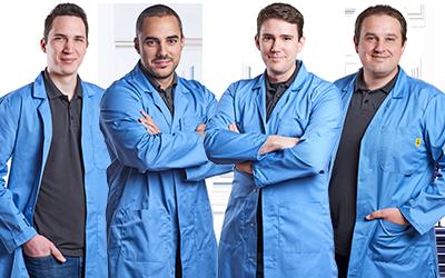 A Laptopszaki laptop szerviz csapata